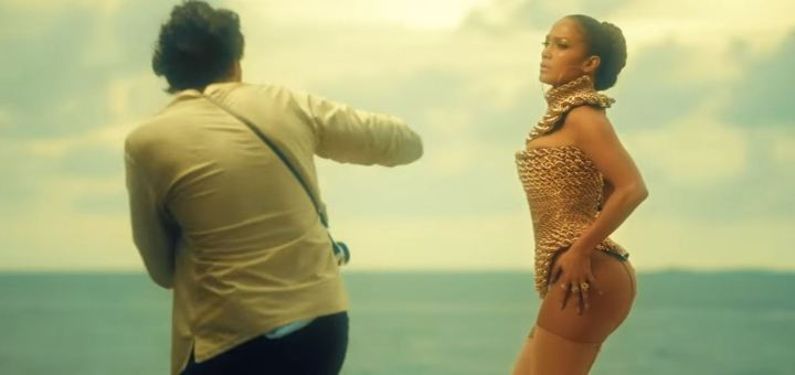 jennifer lopez Ni Tú Ni Yo music video hot