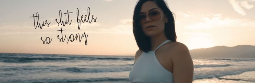 jessie j real deal lyric video review
