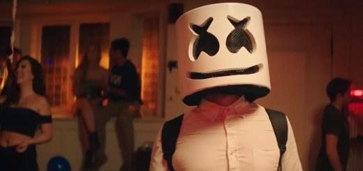 marshmello find me music video