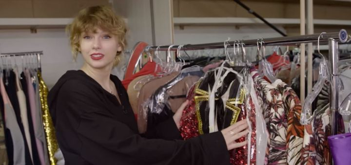taylor swift look what you made me do video lwymmd outfits fashion