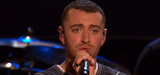 sam smith too good at goodbyes live