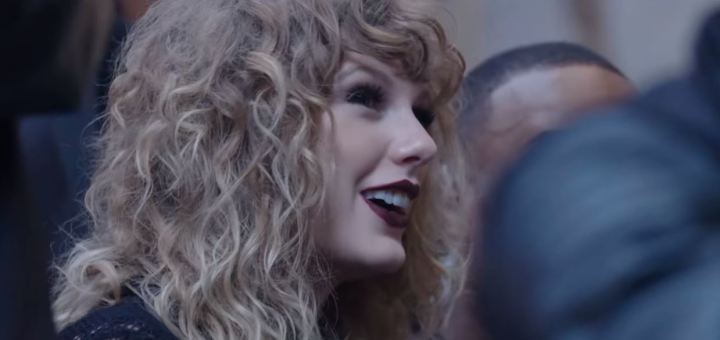 taylor swift lwymmd behind the scenes