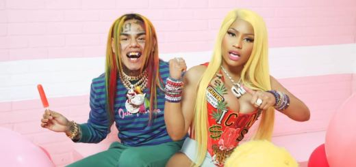 tekashi 6iz9ine fefe nicki minaj lyrics review hot video