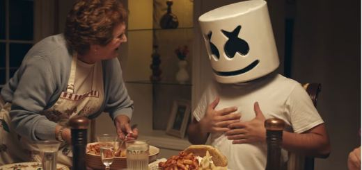 marshmello together music video meaning