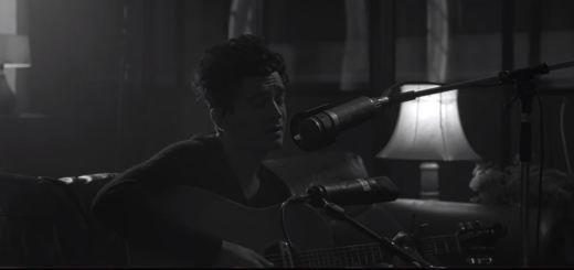 the 1975 be my mistake music video acoustic