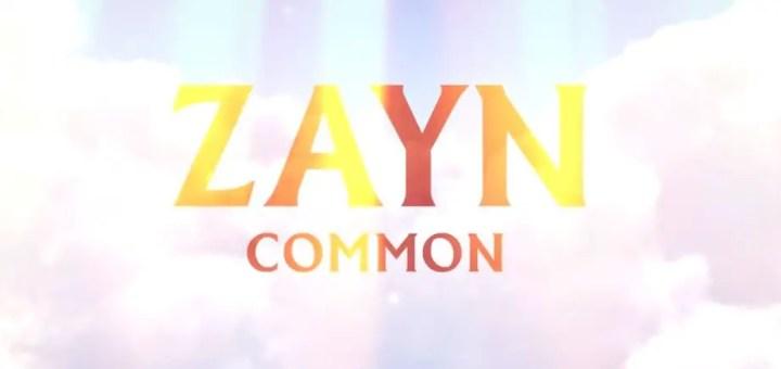 zayn common single lyrics meaning icarys falls