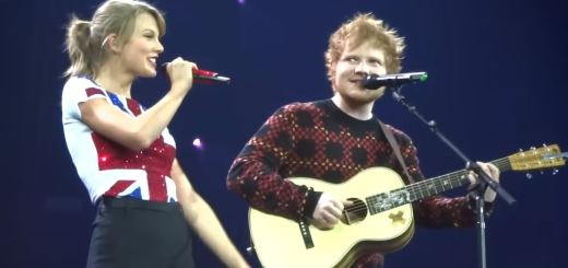 taylor swift ed sheeran lego house live