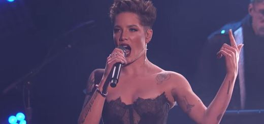 halsey without me live dick clark
