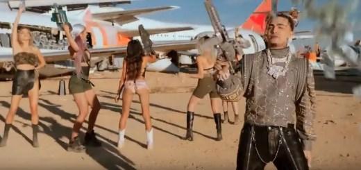 lil pump racks on racks music video