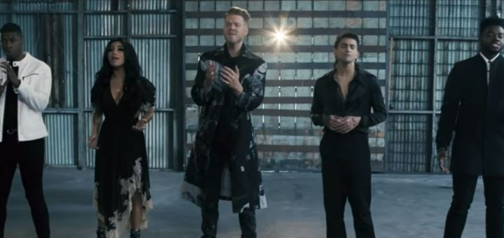 pentatonix the sound of silence cover simon & garfunkel