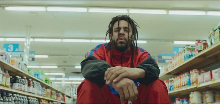j. cole middle child video