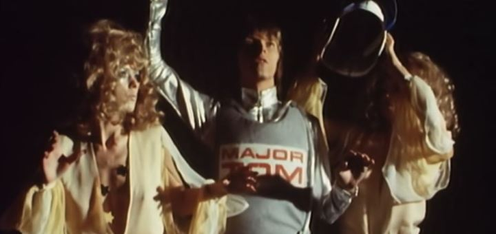 david bowie space oddity music video