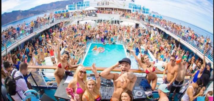 music festival cruise top 5 2019