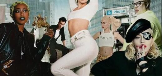 dua lipa levitating remix madonna missy elliott