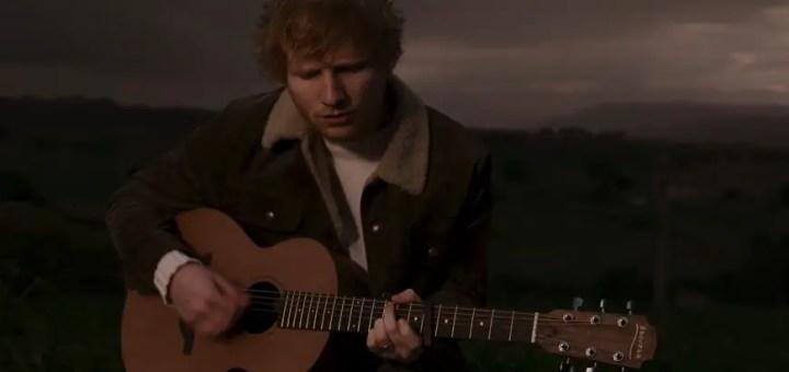 ed sheeran afterglow