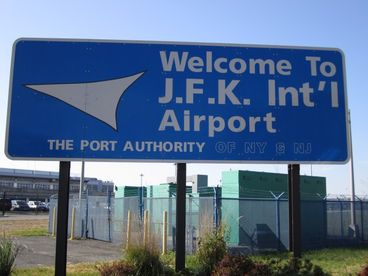 Welcome to JFK Airport