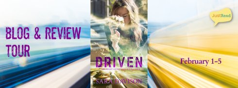 Driven JustRead Blog + Review Tour