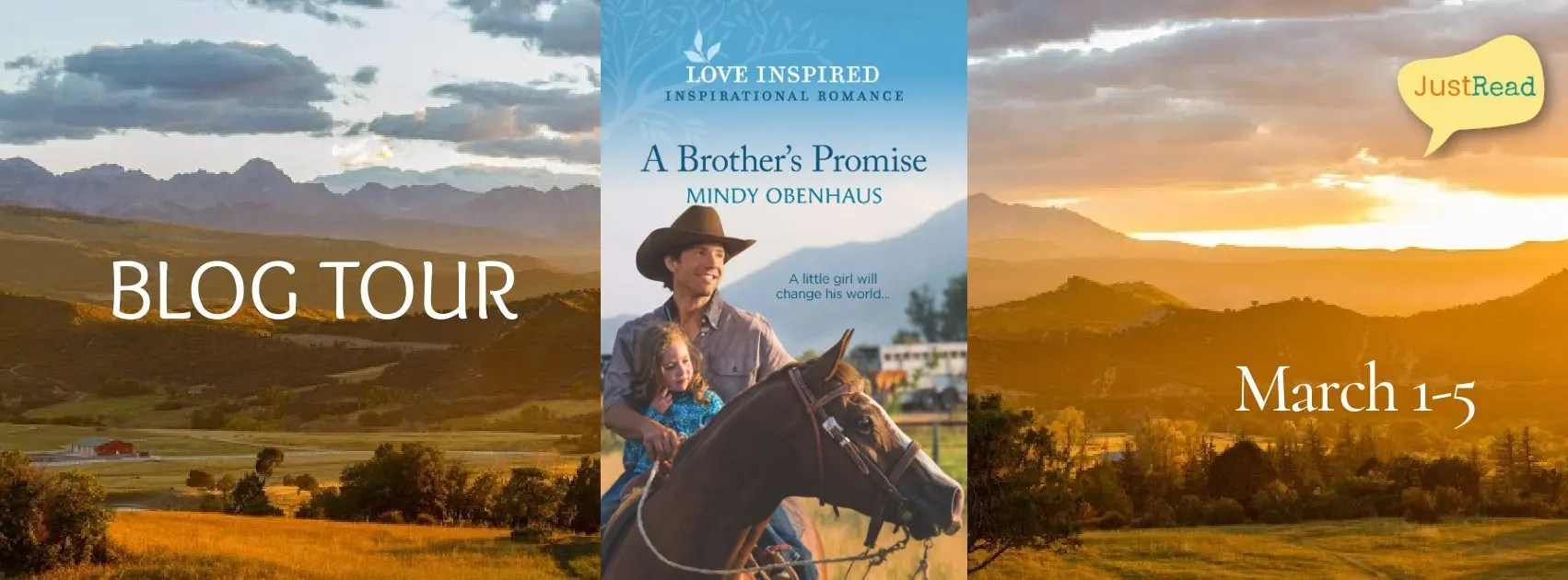 Welcome to the A Brother's Promise Blog Tour & Giveaway!