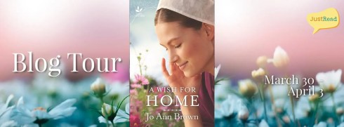 A Wish For Home JustRead Blog Tour