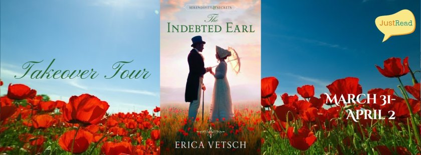 The Indebted Earl JustRead Takeover Tour