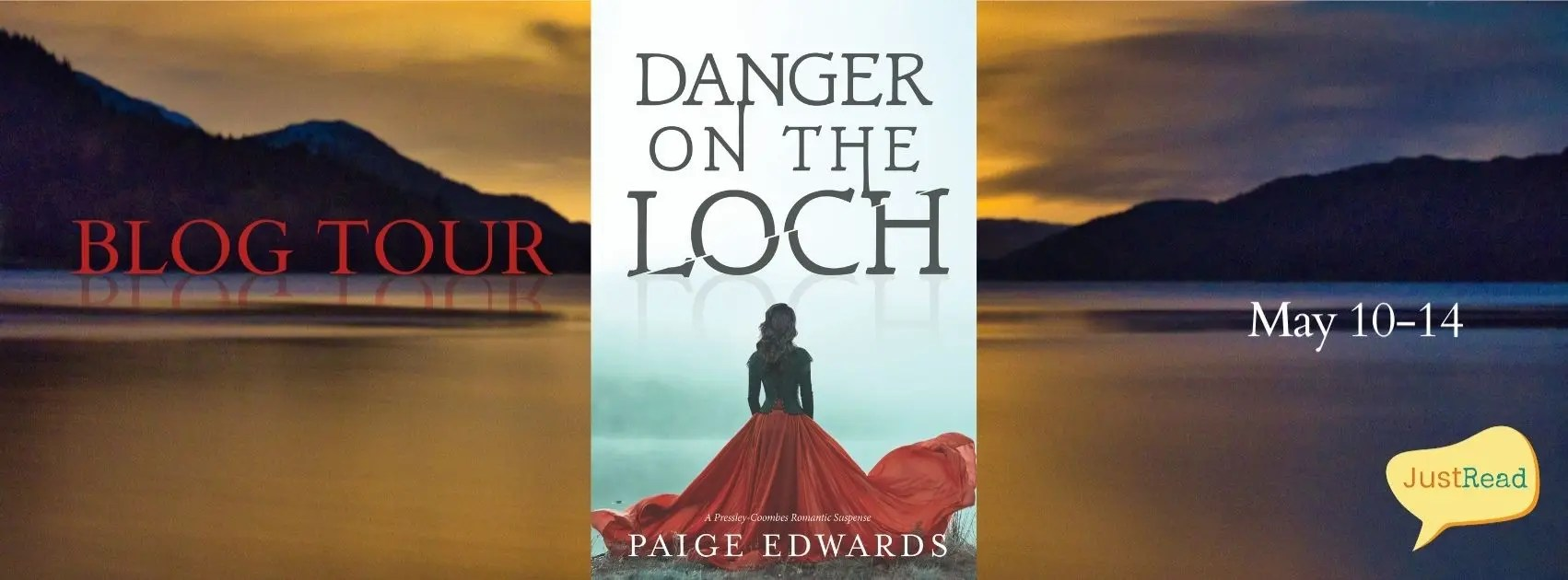 Welcome to the Danger on the Loch Blog Tour & Giveaway!