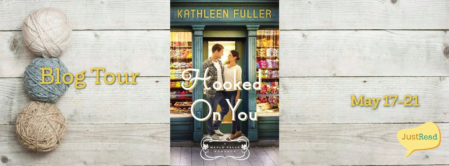 Welcome to the Hooked On You Blog Tour & Giveaway!