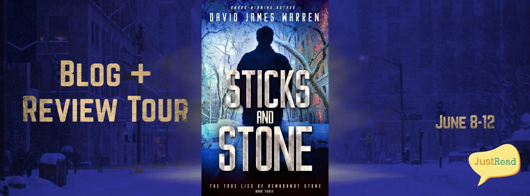 Welcome to the Sticks and Stone Blog + Review Tour & Giveaway!
