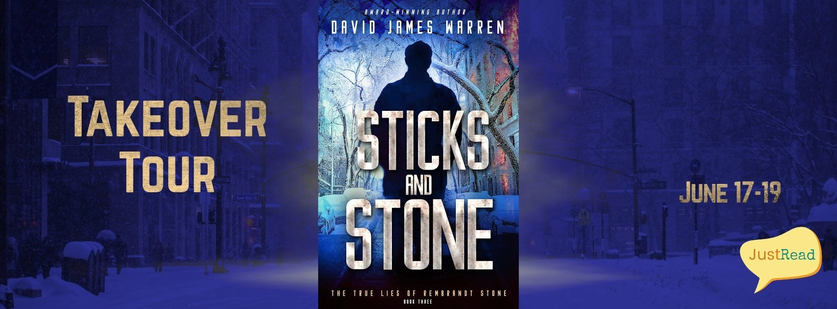Welcome to the Sticks and Stone Takeover Tour & Giveaway!