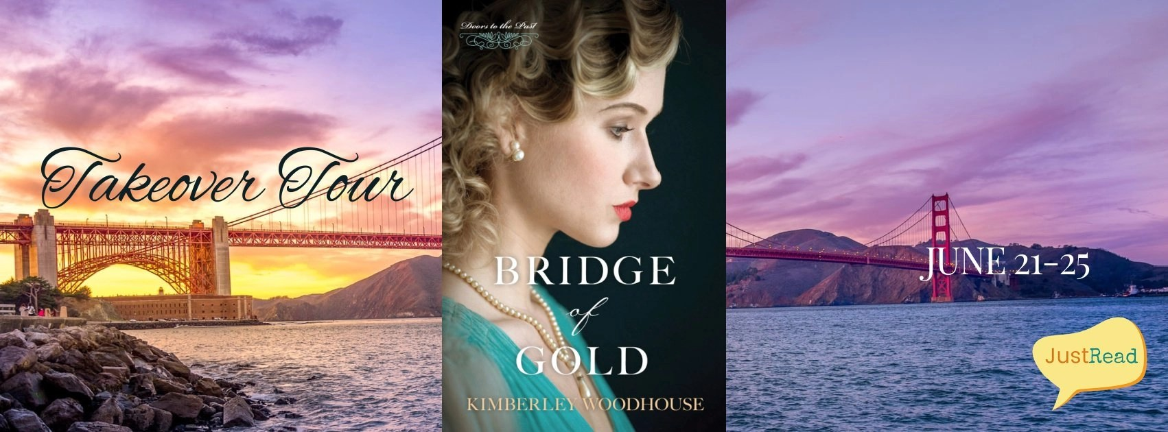 Welcome to the Bridge of Gold Takeover Tour & Giveaway!