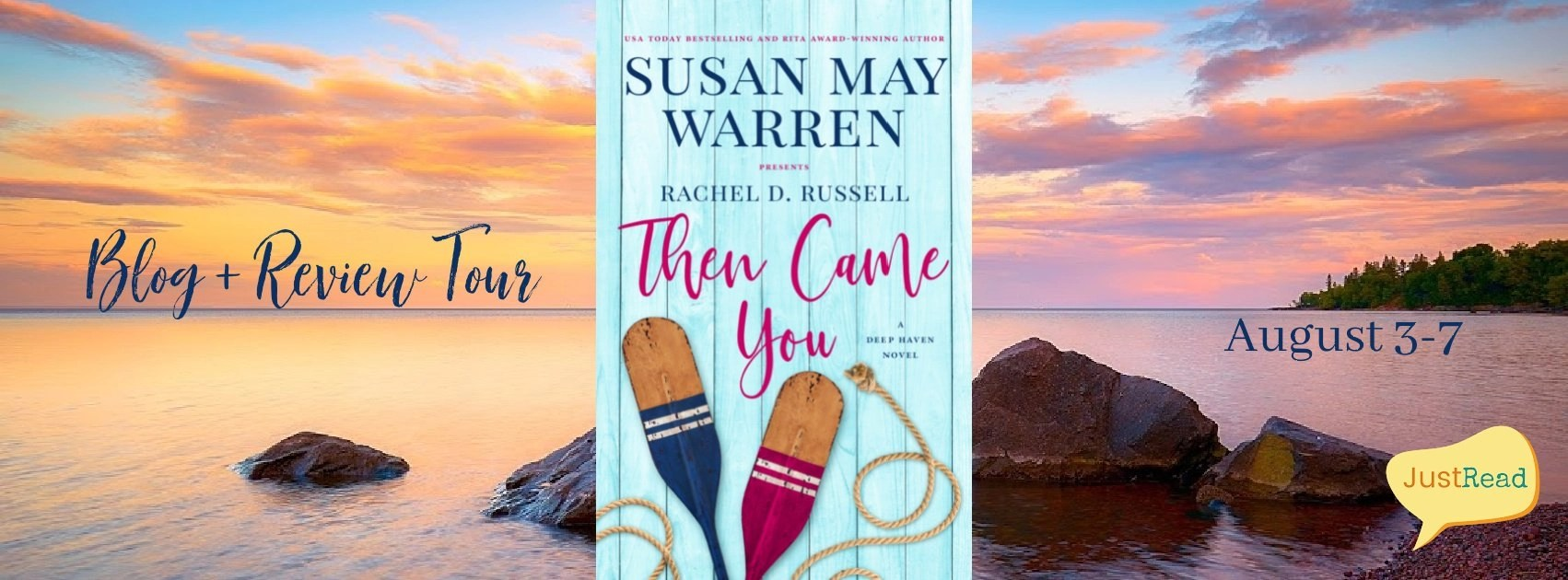 Welcome to the Then Came You Blog + Review Tour & Giveaway!