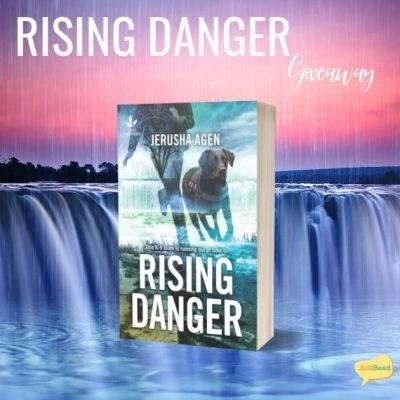 Rising Danger JustRead Giveaway