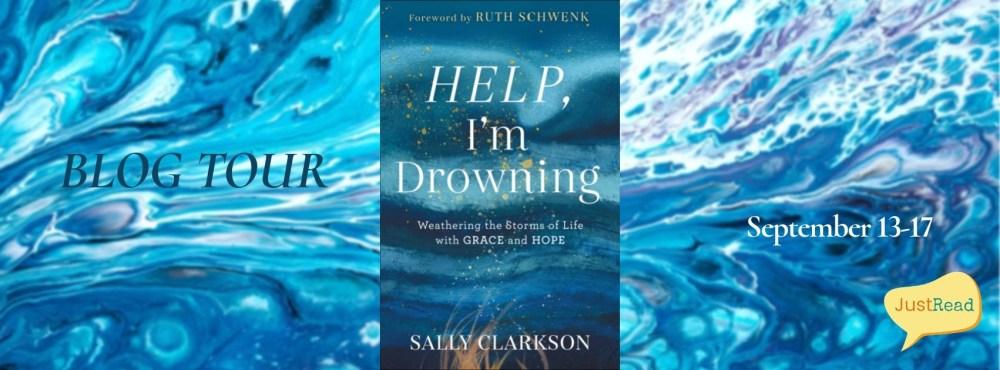 Help, I'm Drowning JustRead Blog Tour