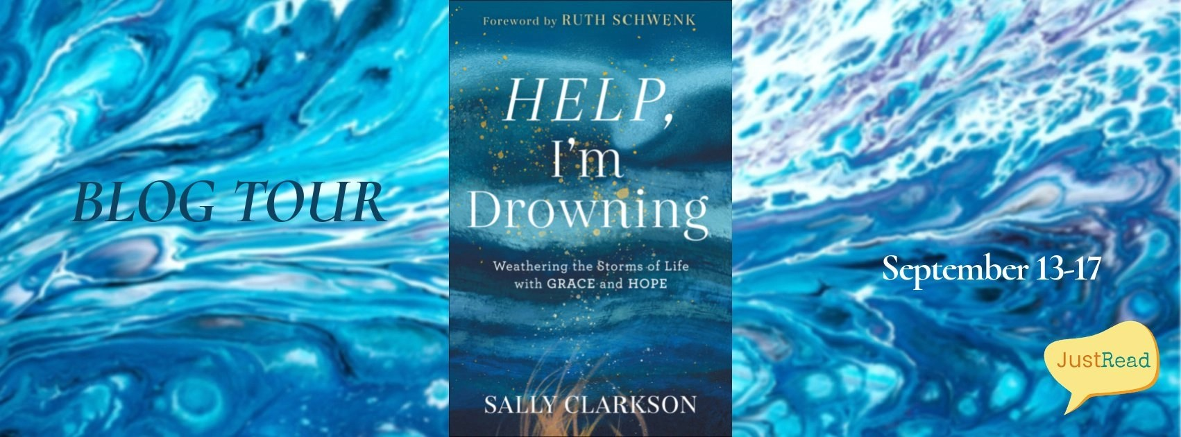 Welcome to the Help, I'm Drowning Blog Tour & Giveaway!