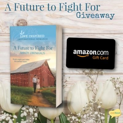 A Future to Fight For JustRead Giveaway
