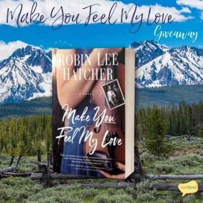 Make You Feel My Love JustRead Giveaway