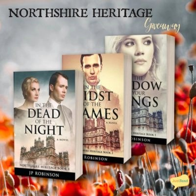 Northshire Heritage JustRead Blog Tour Giveaway