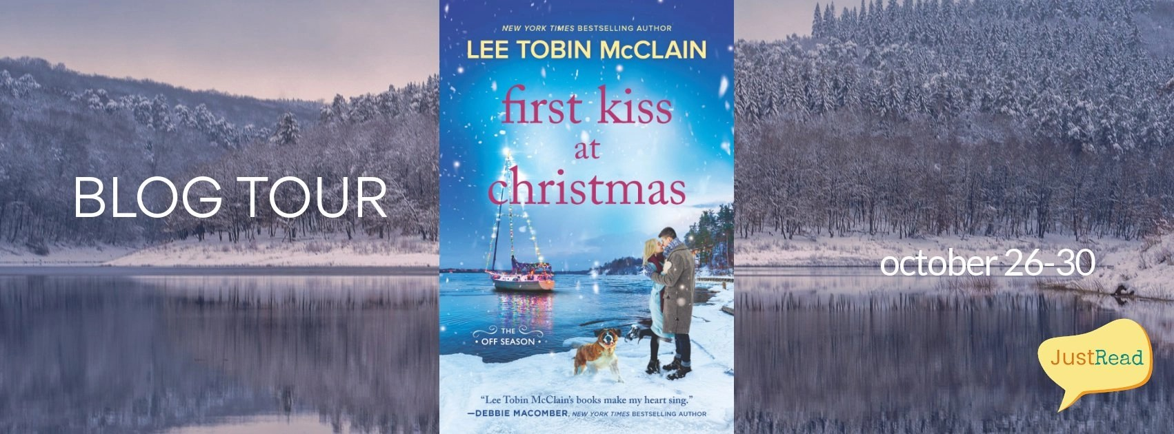 Welcome to the First Kiss at Christmas Blog Tour & Giveaway!