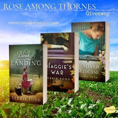 Rose Among Thornes JustRead Giveaway