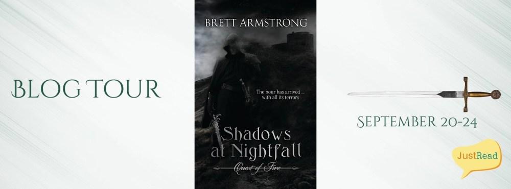 Shadows at Nightfall JustRead Blog Tour