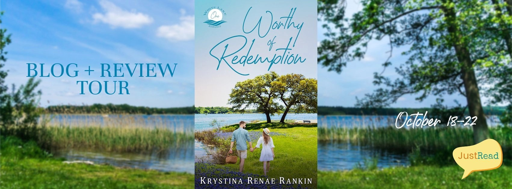 Welcome to the Worthy of Redemption Blog + Review Tour & Giveaway!