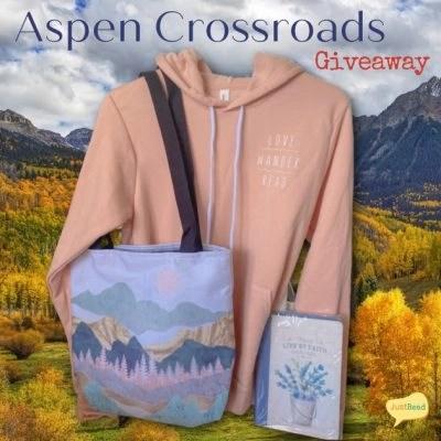 Aspen Crossroads JustRead Giveaway