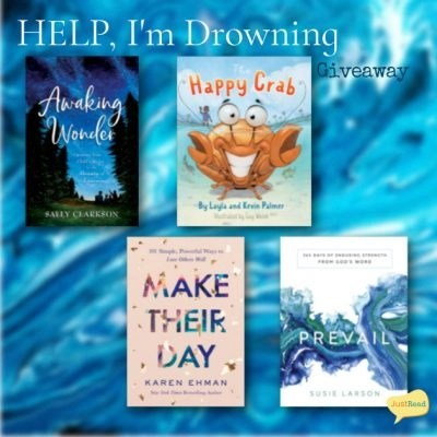 Help, I'm Drowning JustRead Giveaway