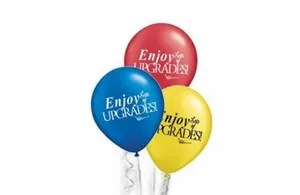 Open House Balloons Marketing Real Estate