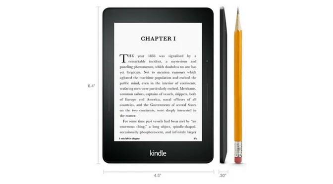 Kindle Reader Real Estate Marketing
