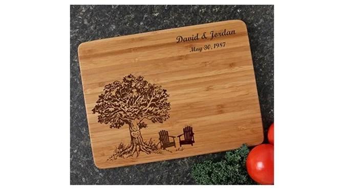Cutting Board - Handmade Real Estate Marketing items