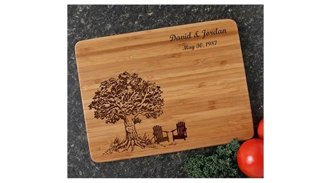 Cutting Board - Handmade Real Estate Marketing items