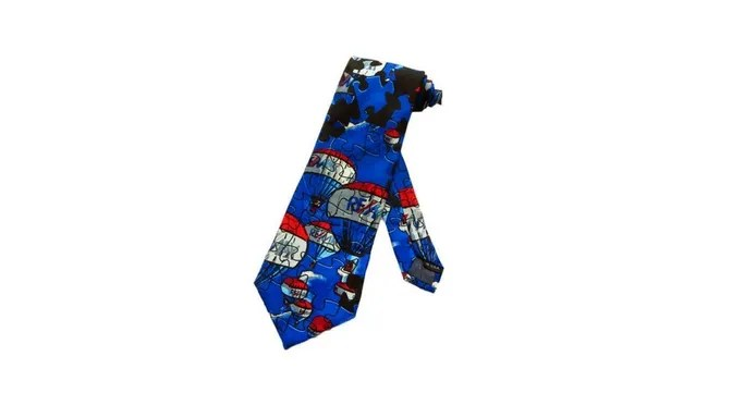 Mens Remax Tie - Clothing - Marketing