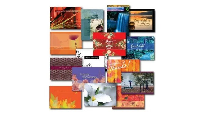Holiday Cards for Real Estate