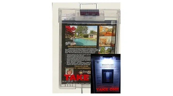Real Estate Info Boxes
