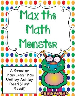 Math archives just reed character posters a mini book summarizing maxs story a monster mix recipe with bag toppers a math muncher craft with tracer patterns publicscrutiny Gallery